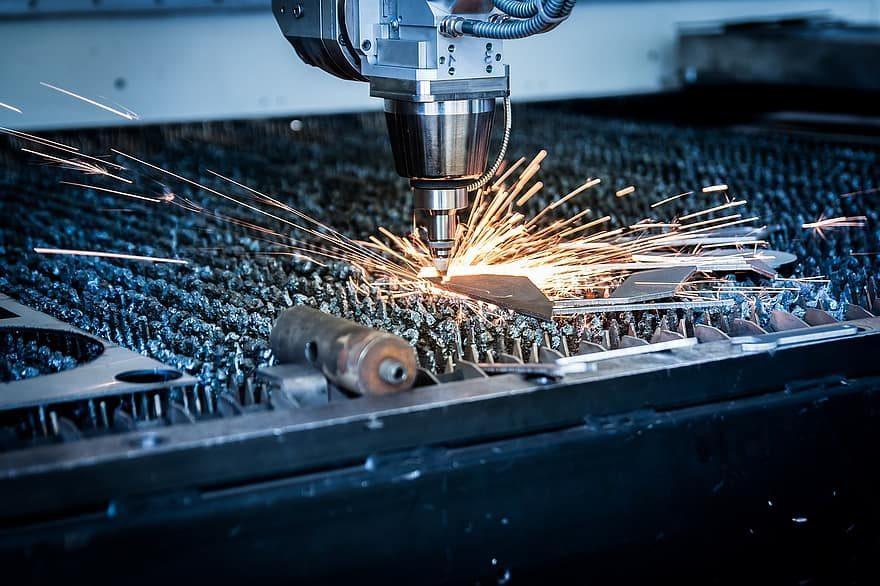 Laser cutting Level 1